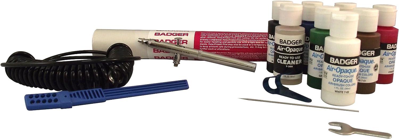Badger Air-Brush Co. 100-35 SG-F Cheap SALE Start A Dealing full price reduction SG Set Illustrator Includes