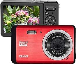 Digital Camera 12MP HD 2.8 Inch TFT LCD Screen, Vmotal HD...