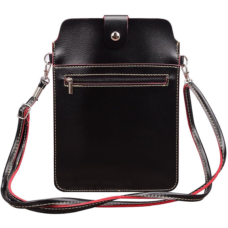 Universal 8 Inch PU Leather Shoulder Pouch Bag for Samsung Galaxy Tab S2 8.0 / Tab E 8.0 / Tab A 7.0 / 8.0 / Tab Note 8.0 / Tab 3 Lite / Tab 3 7.0 / Tab 3 8.0 / Tab 4 7.0 / Tab 4 8.0 (Black)