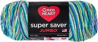 RED HEART Super Saver Jumbo Yarn, Wildflower