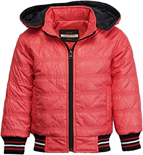 Guapo® Boys Padded Quilted Winter Jacket With a Hood