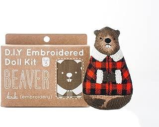 beaver stuffing kit