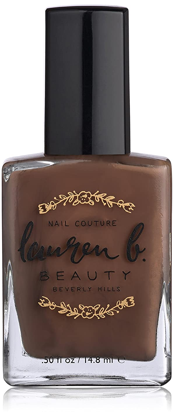 オーストラリア人達成深いLauren B. Beauty Nail Polish - #Nude No. 5 14.8ml/0.5oz