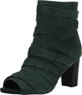 Sbicca Women's Josselyn Fashion Boot, Forest Green, 7 M US