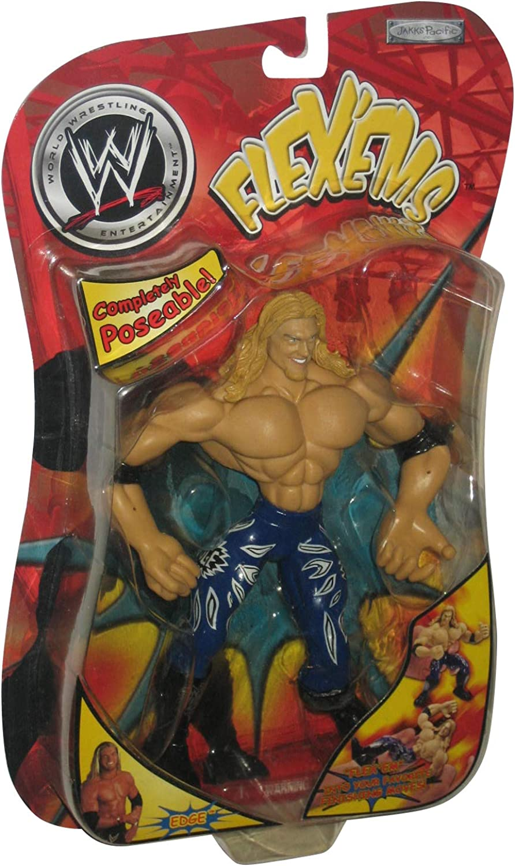 Edge Flex'Ems WWE Action Figure by Jakks Pacific