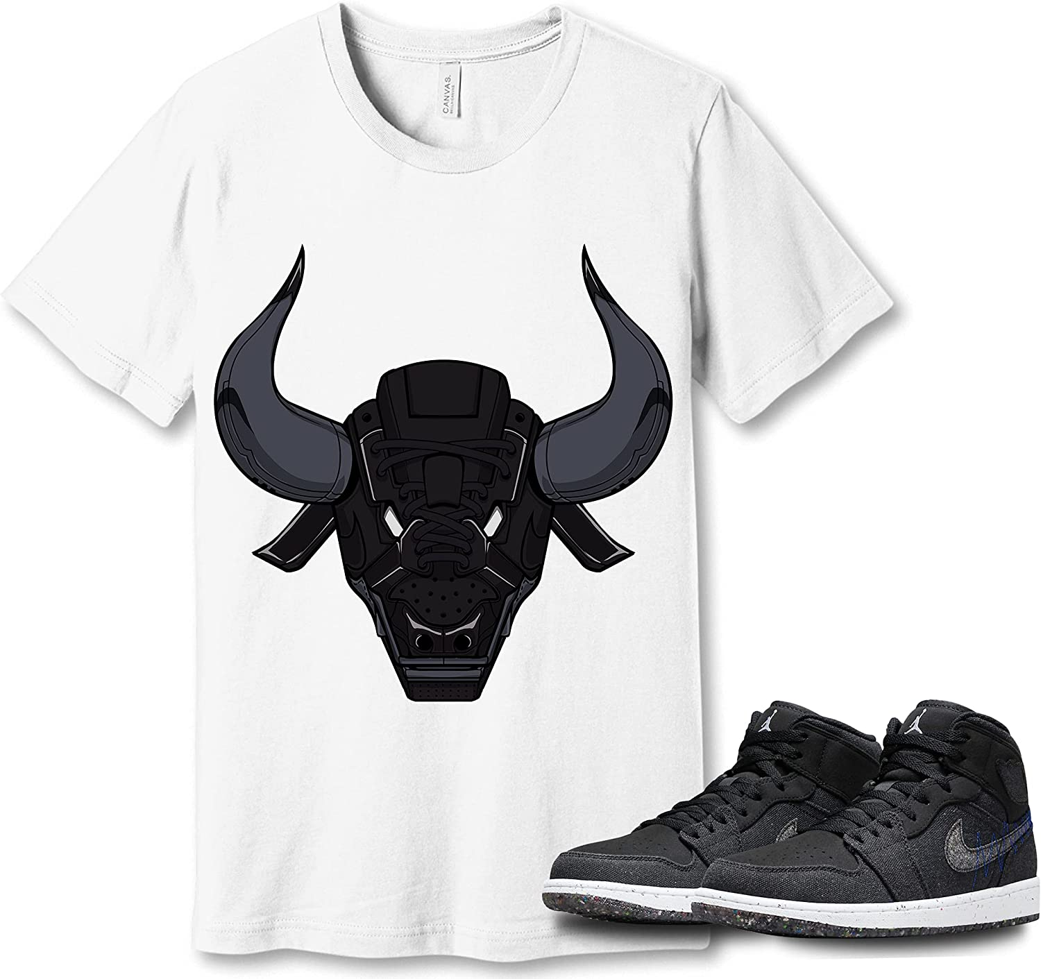 Bull T-Shirt to Match Jordan Sales Very popular! results No. 1 Crater Features Blue Contrast Sti