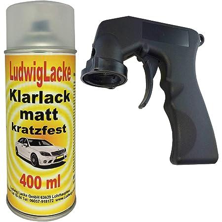 Spray Max 1 K Clear Lacquer Matt Spray 400 Ml Auto