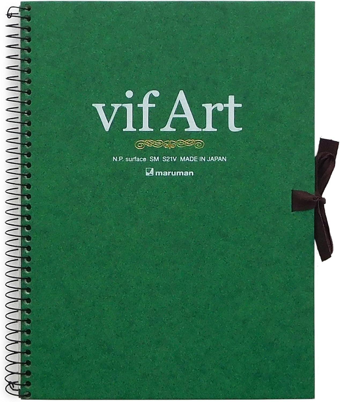 Maruman sketchbook Vifare S21V SM middle eyes