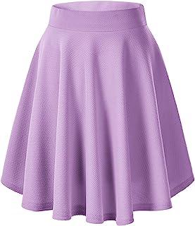 d4182b9c439195 Amazon.fr : jupe+violette+femme