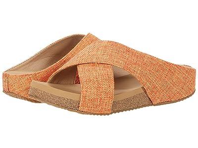VOLATILE Delann (Burnt/Orange Linen) Women