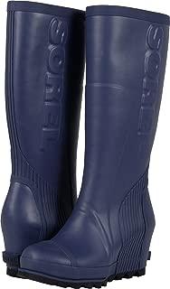 Women's Joan Tall Rain Wedge Boots