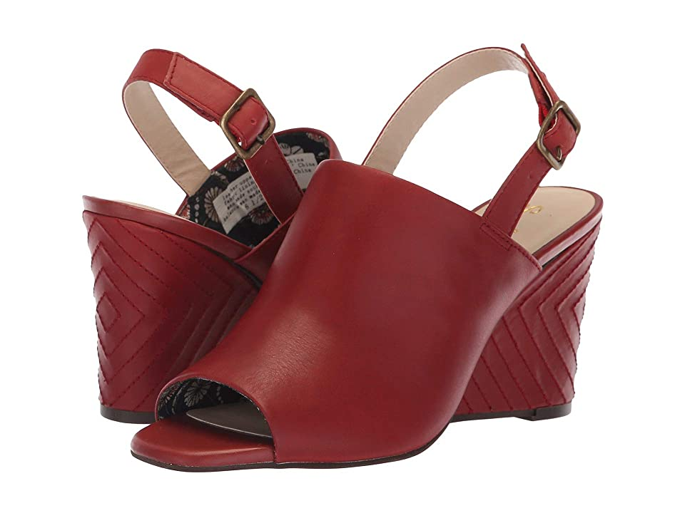 Seychelles Abyssal (Red Leather) Women