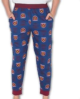 West Ham United Mens Lounge Pants Pyjama Bottoms Official Football Gift