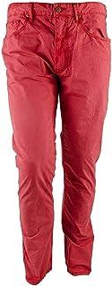 سروال رجالي كاجوال من القطن بجزء أمامي مسطح من Polo Ralph Lauren