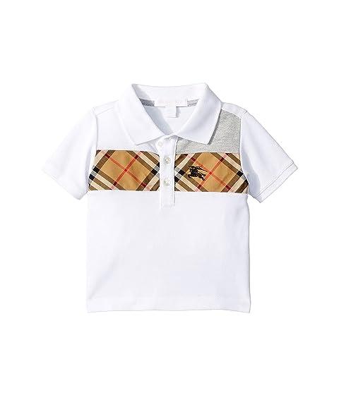 Burberry Kids Mini Jeff Polo (Infant/Toddler)