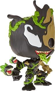 "Funko Pop! Marvel: Marvel Venom (S3) - Venom Groot 10"" , Action Figure - 46866"