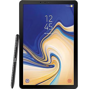 "Samsung Electronics SM-T830NZKLXAR Galaxy Tab S4 with S Pen, 10.5"", Black"