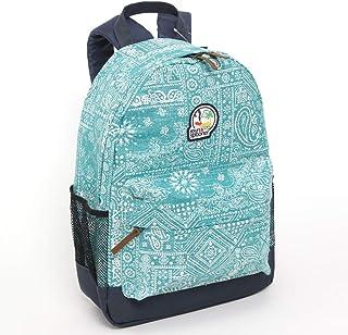 Reyn Spooner Aloha Bandana Backpack in Aqua