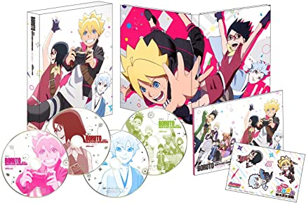 BORUTO-ボルト- NARUTO NEXT GENERATIONS  DVD-BOX1 (完全生産限定版)