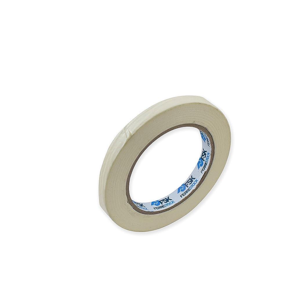 ferrestock fsktma001?Roll Masking Tape, 19?mm x 50?m