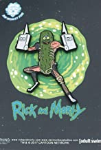Officially Licensed Rick and Morty - Pickle Rick With Rat Limbs 1.65