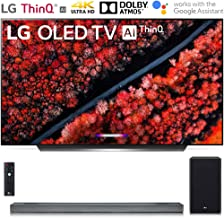 "$3129 » LG OLED65C9PUA 65"" C9 Smart OLED TV w/AI ThinQ (2019) with SL9YG 4.1.2 Channel High Res Audio Sound Bar Bundle"