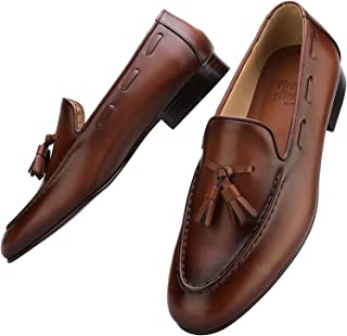 Best firenze leather loafers Reviews
