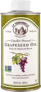 La Tourangelle Grape Seed Oil - 16.9 fl oz - 2 pc