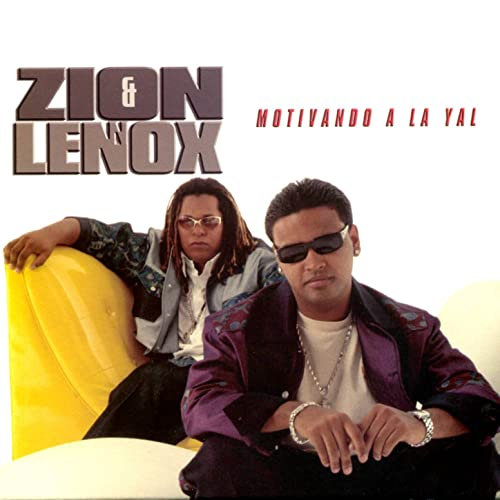album zion y lennox motivando ala yal