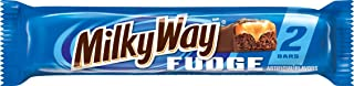 Milky Way Fudge Sharing Size 3 oz-Pack of 144
