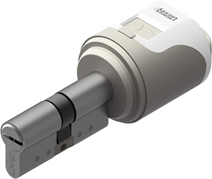 Cilindro motorizzato remock lockey magic (30x40, nickel) RLMGSS3040