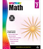 Spectrum | Math Workbook | Grade 7, Printable