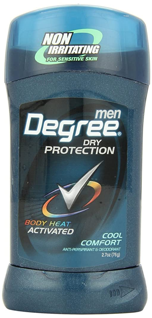 役に立たない前提トピックアメリカ製 男性用 デオドラント スティック (6個セット) (クール カンフォート)Degree Men Anti-Perspirant & Deodorant, Cool Comfort 2.7 Ounce (Pack of 6) (海外直送品)