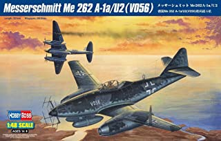 Hobby Boss Messerschmitt Me 262A-1a/U2 (V056) Airplane Model Building Kit