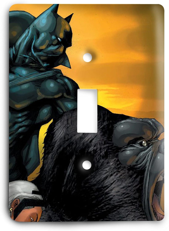 XMen Black Panther Storm v167 Light Switch Cover