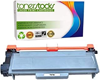 Tonerstocks 1 Pack TN780 TN-780 Replacement Black Laser Cartridge for Brother HL-6180DW HL-6180DWT MFC-8950DW MFC-8950DWT