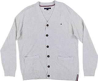 Mens Buttondown Knit Cardigan Sweater
