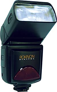Rokinon D900AFZ N Digitaler TTL Zoomblitz für Nikon (schwarz)