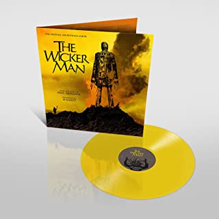 Wicker Man (Original Soundtrack) (40th Anniversary Edition Yellow Vinyl) [VINYL] [Vinilo]