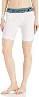CHAMPRO Women's Windmill Fastpitch Softball Compression Sliding Shorts