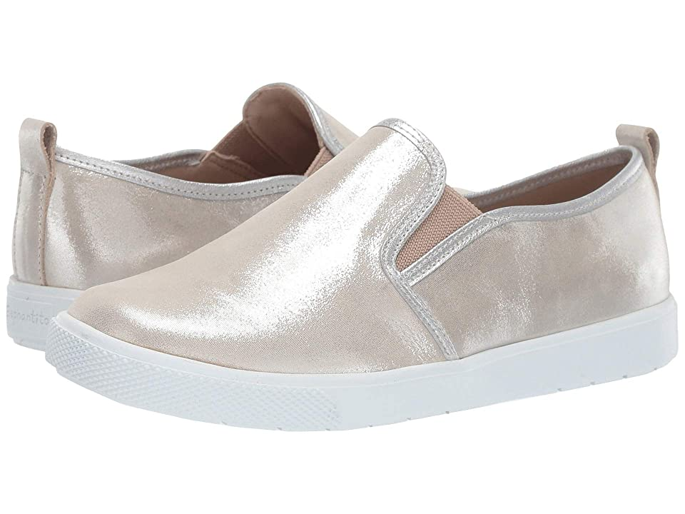 Elephantito Classic Slip-On (Toddler/Little Kid/Big Kid) (Gold) Girls Shoes