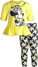 مجموعه پیراهن و لباس ساق بلند دخترانه دیزنی مینی ماوس ، کودک / کودک نو پا