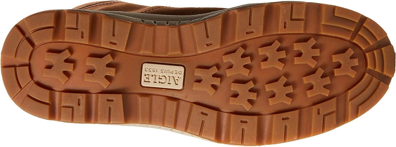 Aigle Tenere Leather /& GTX W Chaussures de Randonn/ée Hautes Femme