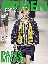 Spring&Summer gap PRESS MEN Vol.42 (Paris Milan)