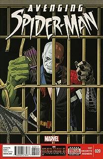 Avenging Spider-Man #20 FN ; Marvel comic book