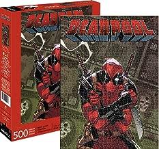 Marvel Deadpool Cover 500 pc Puzzle