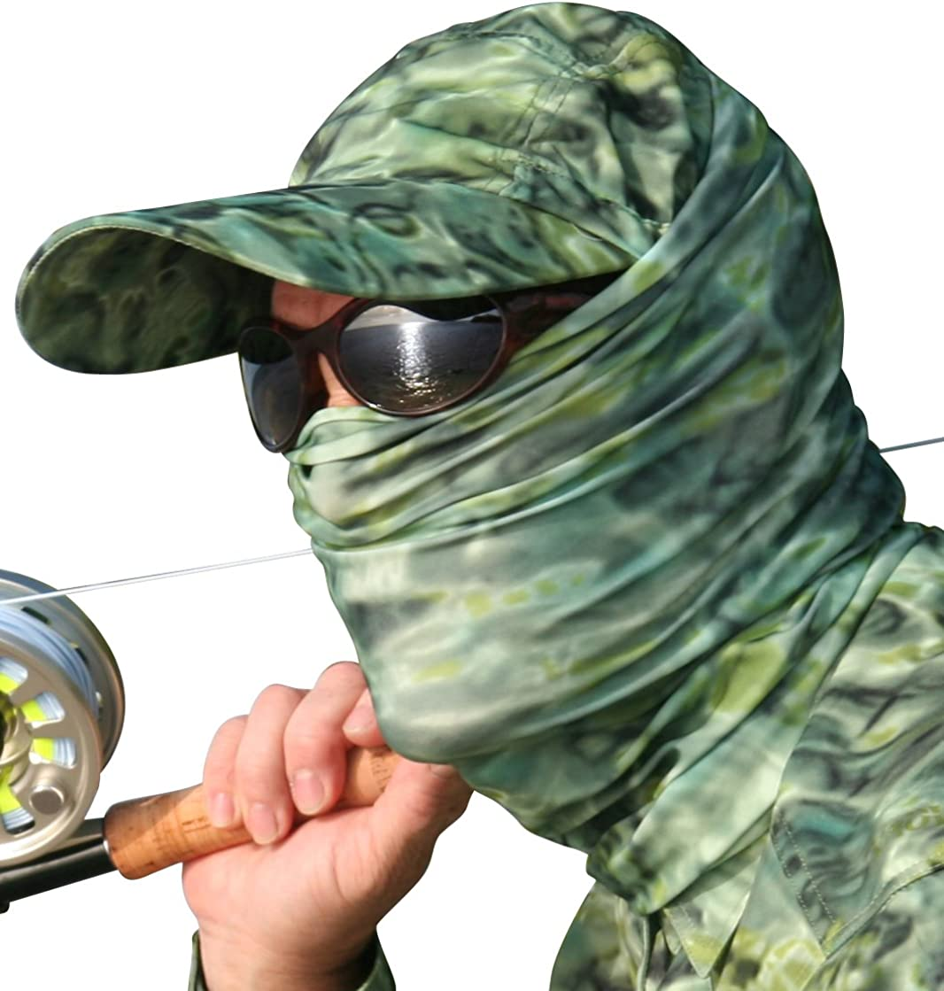 Aqua Design Fishing Sales results No. 1 Hunting Masks Neck and for Max 79% OFF Men Youth Gaiters