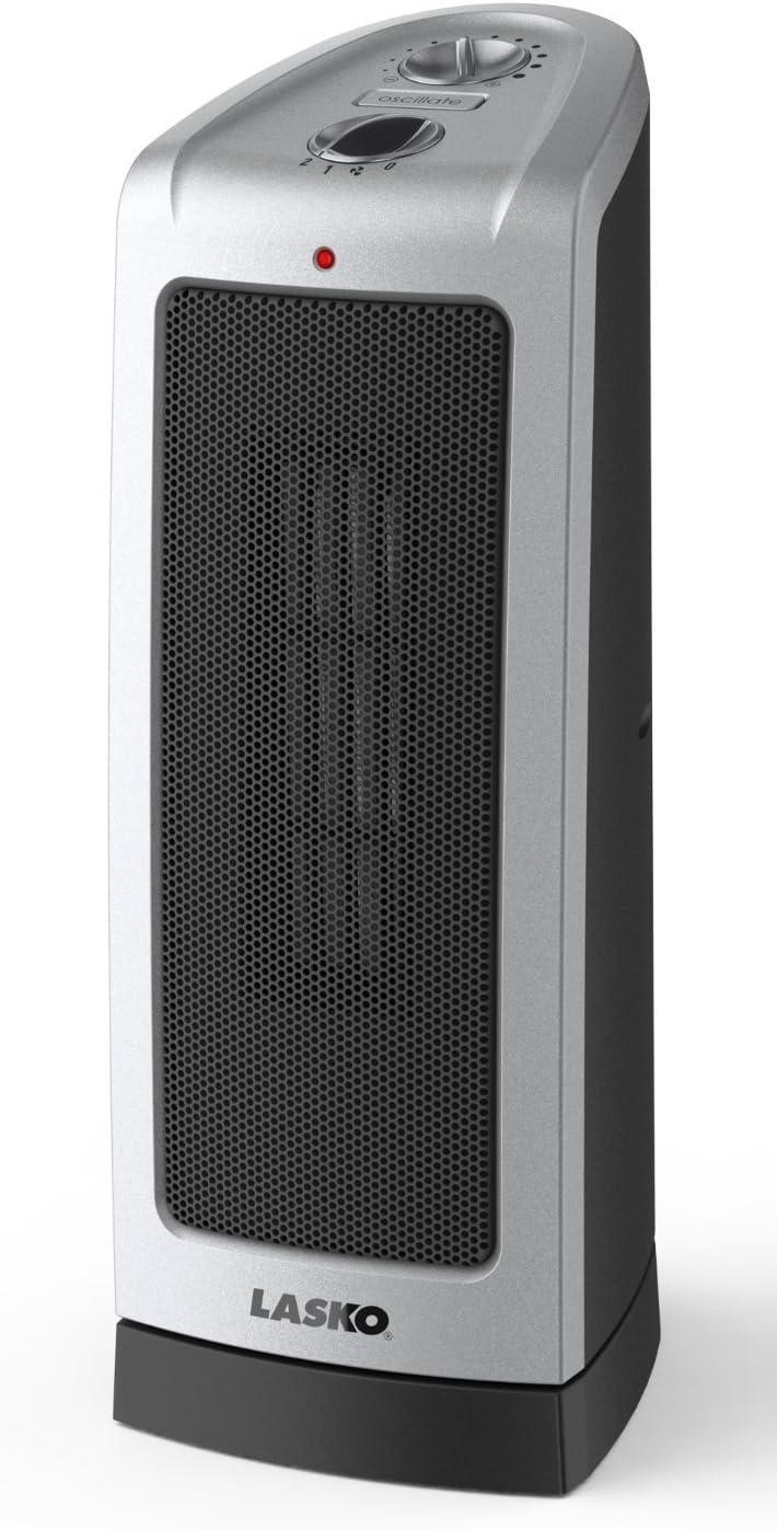 Lasko 5307/oscillant en c/éramique Chauffage de tour 40,6/cm