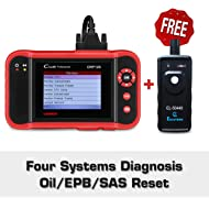 Launch CRP129 OBD2 Scanner Auto Code Reader ABS Airbag Engine Transmission Diagnostic Scan tool...