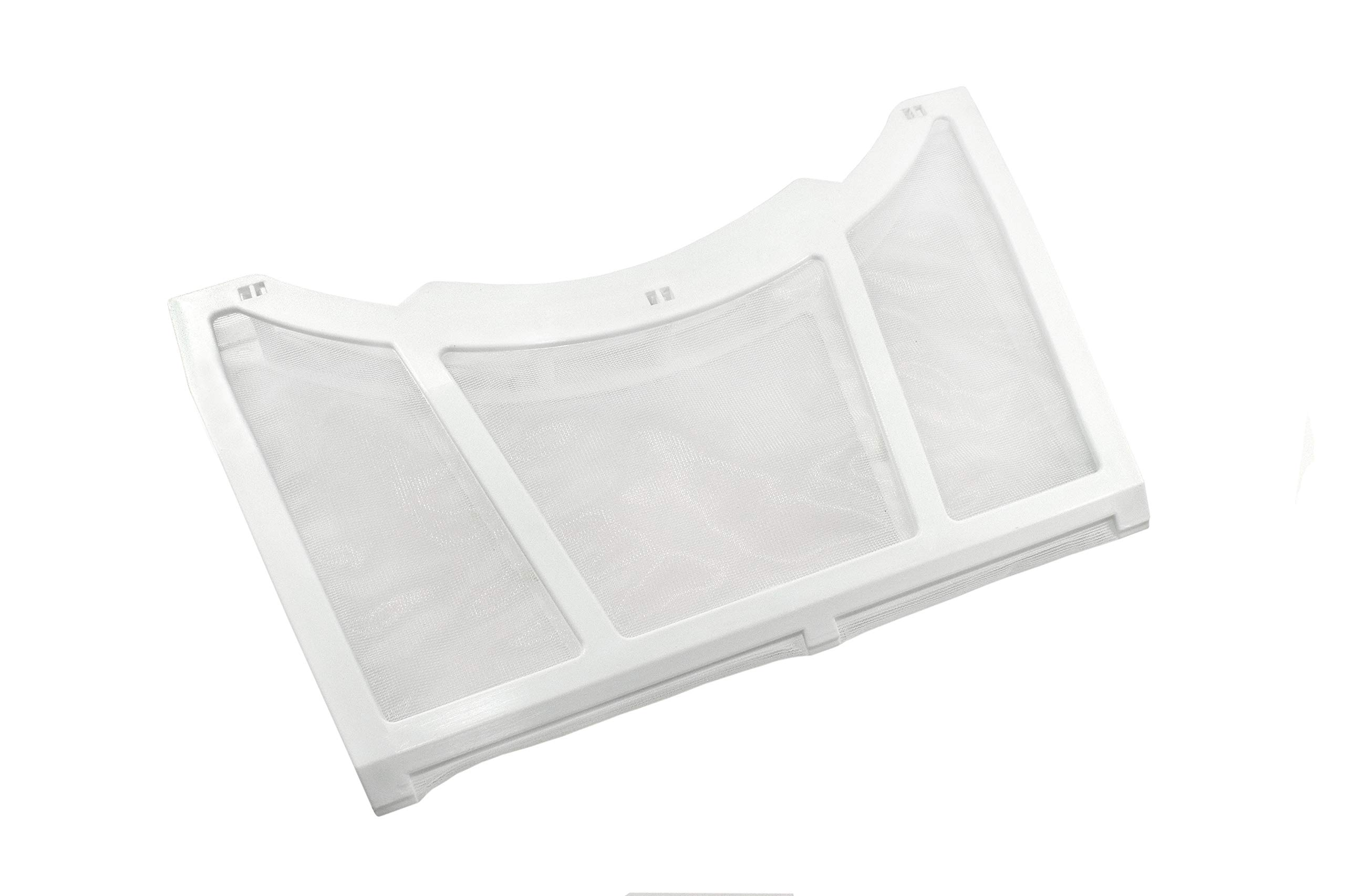 HQRP Tumble Dryer Lint Fluff Filter compatible with White Knight 421309218351 fits White Knight Crosslee Electra CL700…